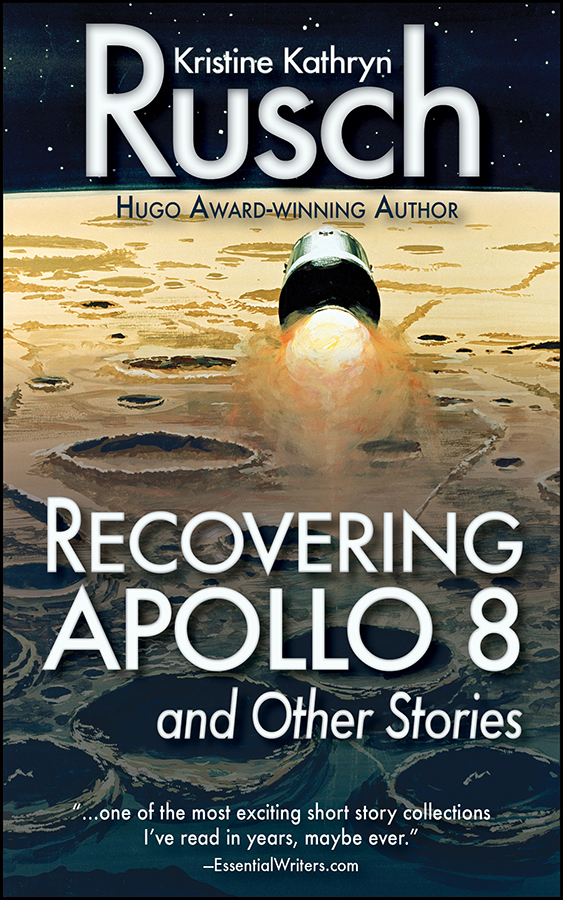 Recovering Apollo 8: And Other Stories [Kristine Kathryn Rusch] on fluctuatin.gq *FREE* shipping on qualifying offers. Unique perspectives on technology, space, and aliens, and how they might affect humanity are explored in this compelling collection of short science fiction. In the title storyReviews: 1.