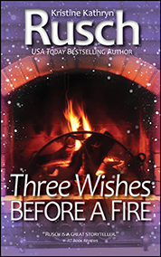 Three Wishes Before A Fire
