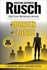 A Murder of Clones ebook cover web