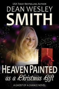 Heaven Painted as a Christmas Gift ebook cover web