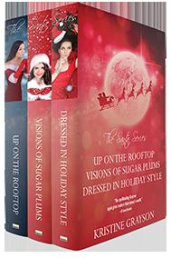Santa Series omnibus cover boxed set web 284