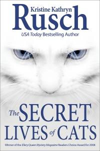 The Secret Lives of Cats cover rev 2016 web