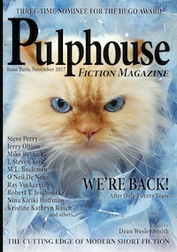 Publisher's Note: The Return of Pulphouse